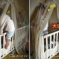 (3Y9M)寶寶示範爬床鋪四連拍02