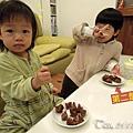 (3Y9M)寶寶作蛋糕-27剛睡醒的貝貝