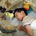 (3Y8M)寶寶睡覺新機絲頭05-等睡著媽媽再來關燈