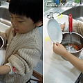 (3Y9M)作蛋糕-10-製作中-加糖