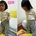 (1Y9M)貝貝愛穿褲子05-最後一步站起來穿