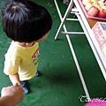 (4Y2M)中元節-讓寶寶看何謂中元節拜拜