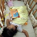 (2Y1M)又恢復睡前看書的老習慣