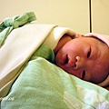 寶寶01d-和寶寶第一次見面