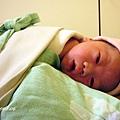 (01d)和寶寶第一次見面
