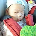 (4m)寶寶第一次坐汽座-2