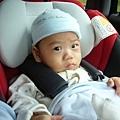 (4m)寶寶第一次坐汽座-3