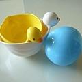 (寶寶玩具)洗澡鴨鴨