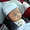 (4m)寶寶第一次坐汽座-5
