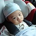 (4m)寶寶第一次坐汽座-4