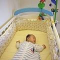 (4m)寶寶新裝備-睡袋