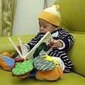 (5m)看書的寶寶