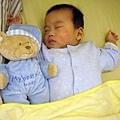(5m)寶寶和睡覺小熊-2