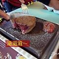 99年生日吃吃吃-中午菜色-主菜01-慈的菲力