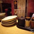 99年生日吃吃吃-和民-桌上風景