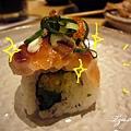 99年生日吃吃吃-和民-菜色04-生魚片壽司