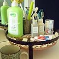 (沁月)房間-洗手台-置物台