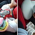 (理)寶寶與汽座1