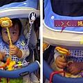 帶寶寶出去玩-奶嘴鏈的另一種用法