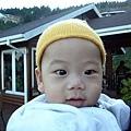 (6m)山上人家-寶寶凍鼻子