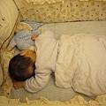 (6m)裝完床單夾,睡覺OK啦!