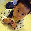 (6m)寶寶的冰涼固齒器