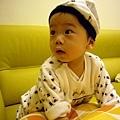 (8m)寶寶新帽子,藝術風
