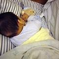 (7m)寶寶與睡覺小熊