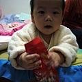 (7m)過年3-寶寶第一個紅包