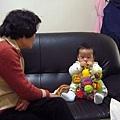 (7m)過年2-寶寶和阿嬤