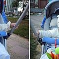 (8m)帶寶寶散步