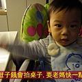 (8m)寶寶吃飯1-等不及會催媽媽