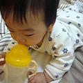 (9m)寶寶新水杯-自己來-2
