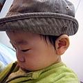 (9m)寶寶新帽子亮相