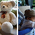 (10M)綠風草原-寶寶與白熊熊-1