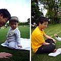 (10M)綠風草原-寶寶與爸爸-2