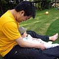 (10M)綠風草原-寶寶與爸爸-3