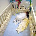(8-11M)寶寶睡覺-可愛睡姿4