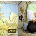 (8-11M)寶寶睡覺-可愛睡姿3