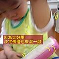 (11M)寶寶剪頭髮-超方便黏頭髮工具3