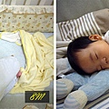 (8-11M)寶寶睡覺-可愛睡姿1