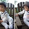 (11M)6號花園-寶寶in木椅