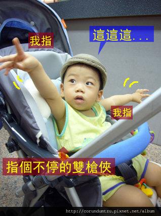 (13M)一出門就東指西指的寶寶