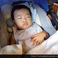 (13M)帶寶寶散步-睡著囉