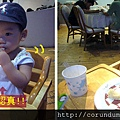 (13M)颱風假偷閒-乖乖自己吃麵包