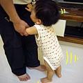 (13M)寶寶會往前走路囉-1