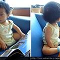 (13M)五星級健檢-寶寶餐廳沙發4連拍-1