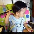 (14M)寶寶頭髮有點長