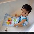 (14M)宜蘭渡假-寶寶in浴缸(太可愛)