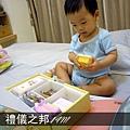 (14M)愛裝東西的寶寶,看到盒子就很開心